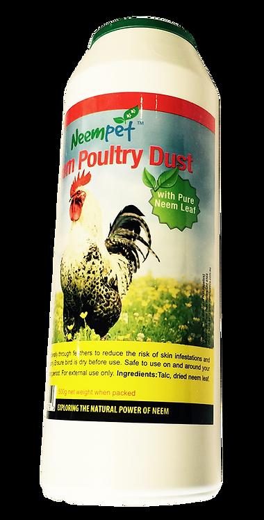Naturapetics Poultry Dust - 500gm