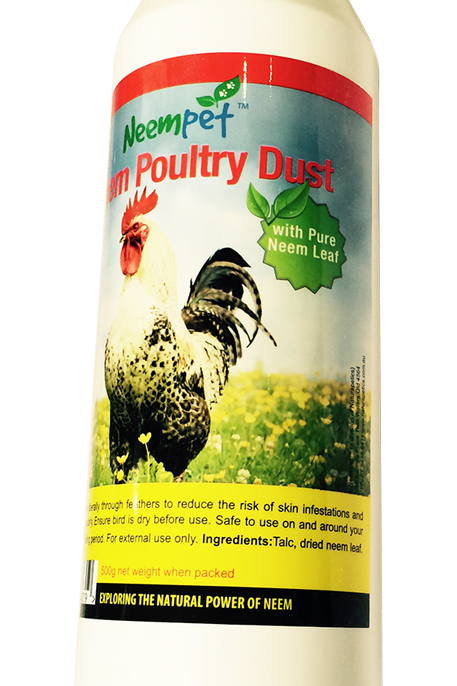 Naturapetics Poultry Dust - 500gm