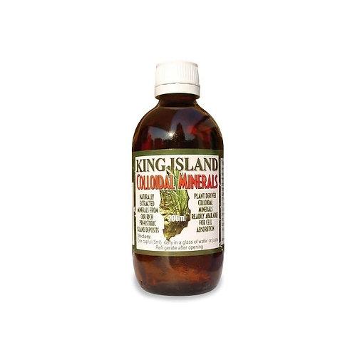Plant Minerals King Island Colloidal Australian