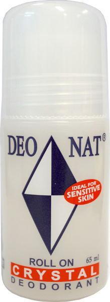 Deonat Crystal Roll-on Deodorant 65ml