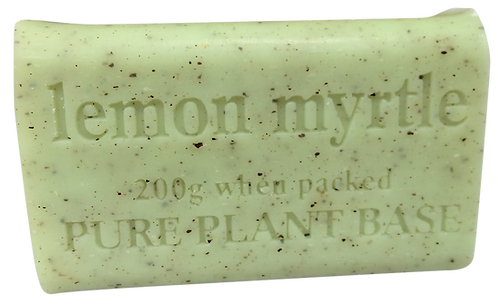 Lemon Myrtle Pure Plant Oil Soap