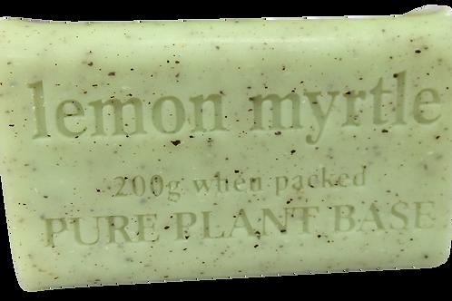 Lemon Myrtle Pure Plant Oil Soap