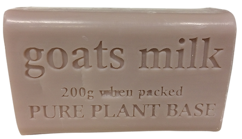 Organic Goats Milk Pure Plant Oil Soap