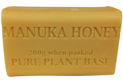Manuka Honey Pure Plant Oil Soap