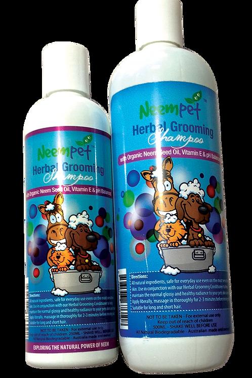 Naturapetics Neempet Herbal Grooming Shampoo