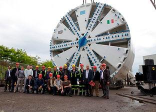 tunnel boring machine francesco zaglio