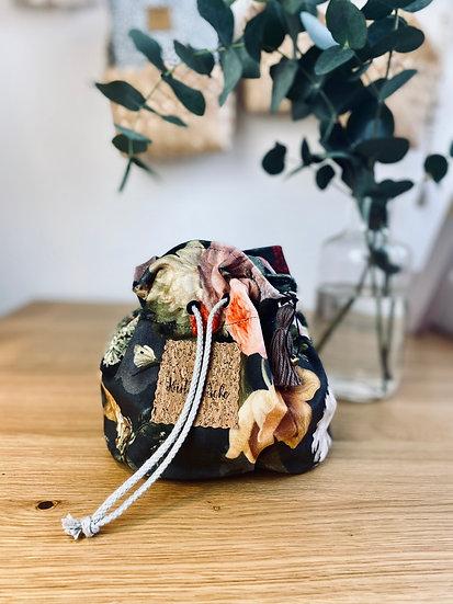 Beauty Case & Hand Bag *KüstenFLOWER*