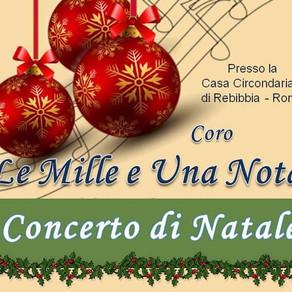Concerto presso la Casa Circondariale di Rebibbia - 2 Dicembre 2017