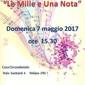 Concerto presso la Casa Di Reclusione Paliano - 7 maggio 2017