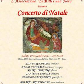 Concerti di Natale 2015