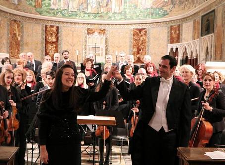 Messa-Concerto di Natale degli Sportivi organizzata dal CONI - 19 Dicembre 2017