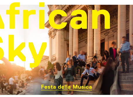 African Sky – Festa della Musica a La Galleria Nazionale
