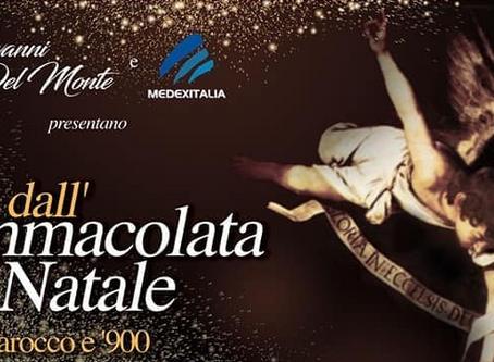 Concerto dall'Immacolata al Natale, tra Barocco e '900 - 8 Dicembre 2018