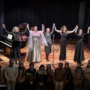 Evita: omaggio a Eva Peron