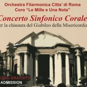 Concerto Sinfonico Corale - 8 Dicembre 2016