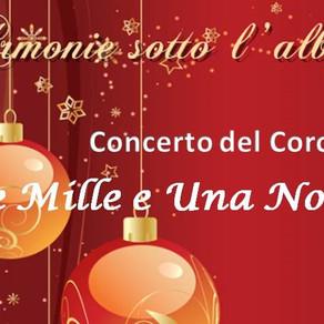 Concerto di Natale presso la Casa Di Reclusione Paliano - 17 Dicembre 2017