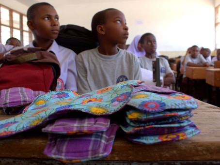Teenage girls for sustainable solutions