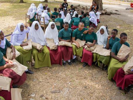 Tackling menstrual hygiene to keep girls in school