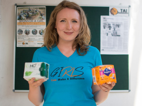 Are sanitary products a luxury for girls?