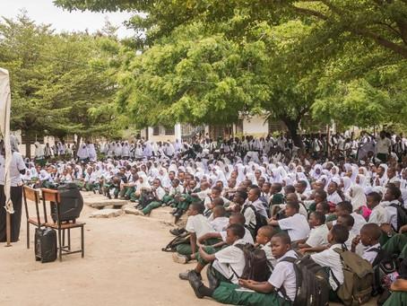 Tuwekeze Katika kuwainua wasichana