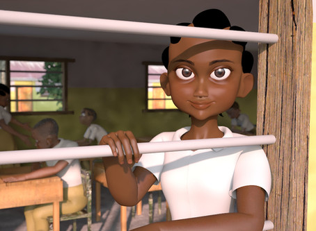 Tai Studio cracking production of 3D animation in Tanzania