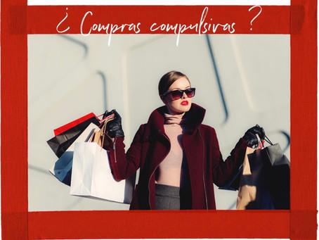 ¿Compras compulsivas? | ¿Qué estoy supliendo?