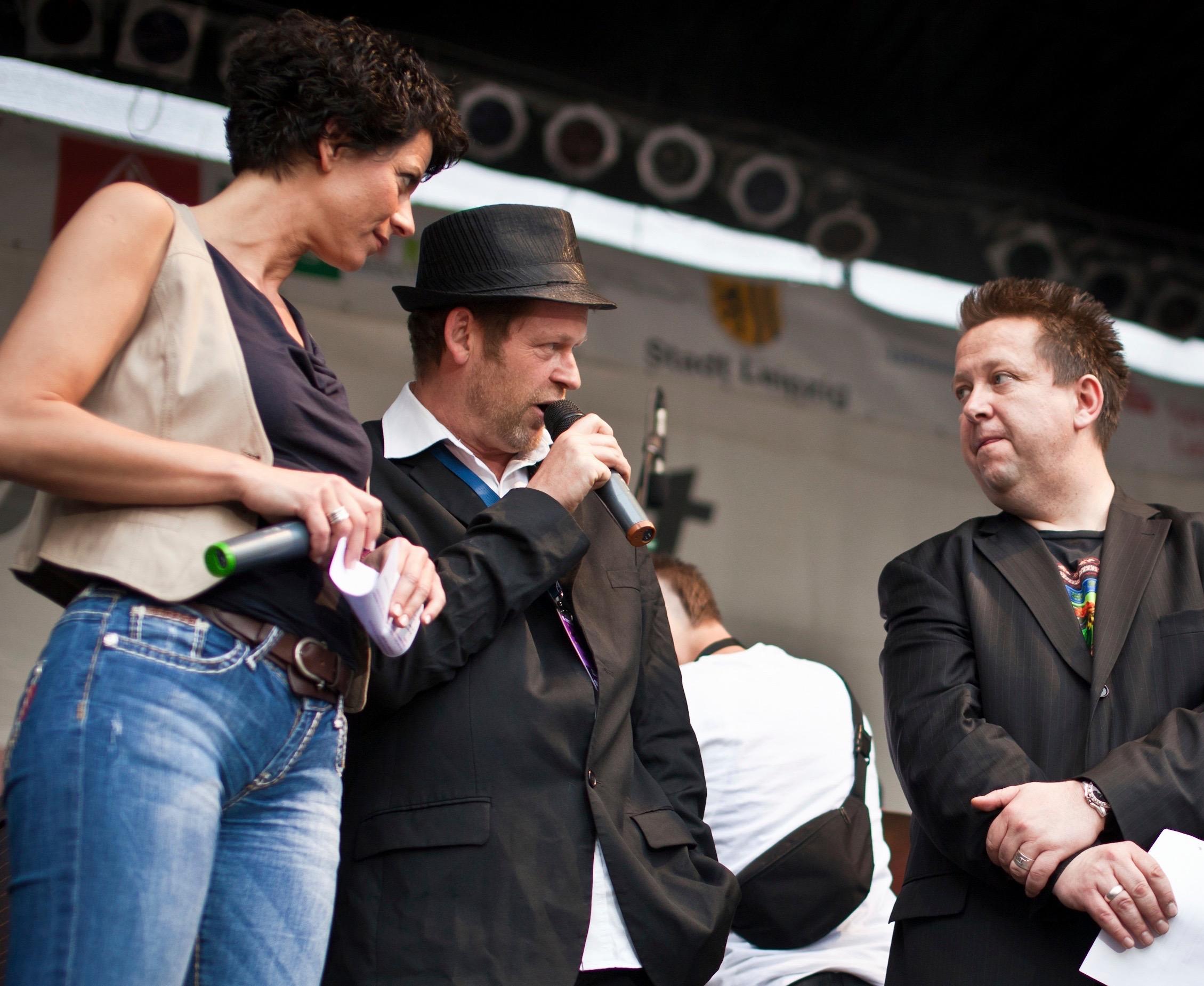 """""""Leipzig zeigt Courage"""" Festival"""