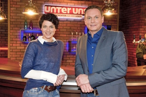 """Unter Uns"" – Talkshow"