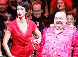 """""""Künstler gegen Aids"""" Gala 2011"""