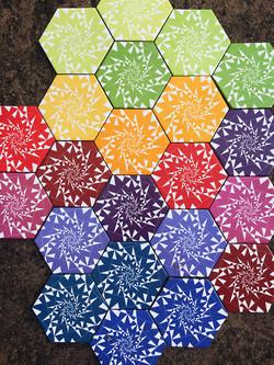 kit spike colors