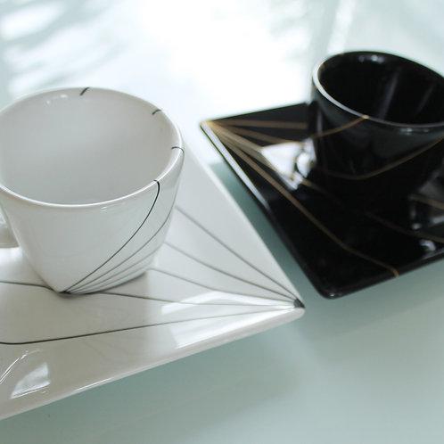 Xícara café TÓKIO branca