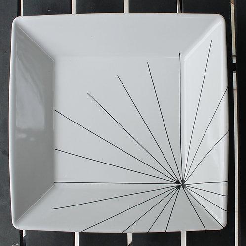 Prato pequeno TÓKIO branco