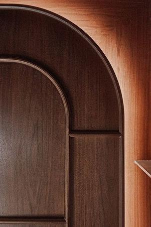 Wooden Detail