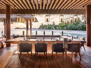 Saoke Restaurant, Joali Maldives