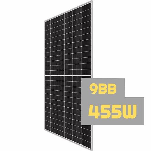455W Half-cell Solar Panel