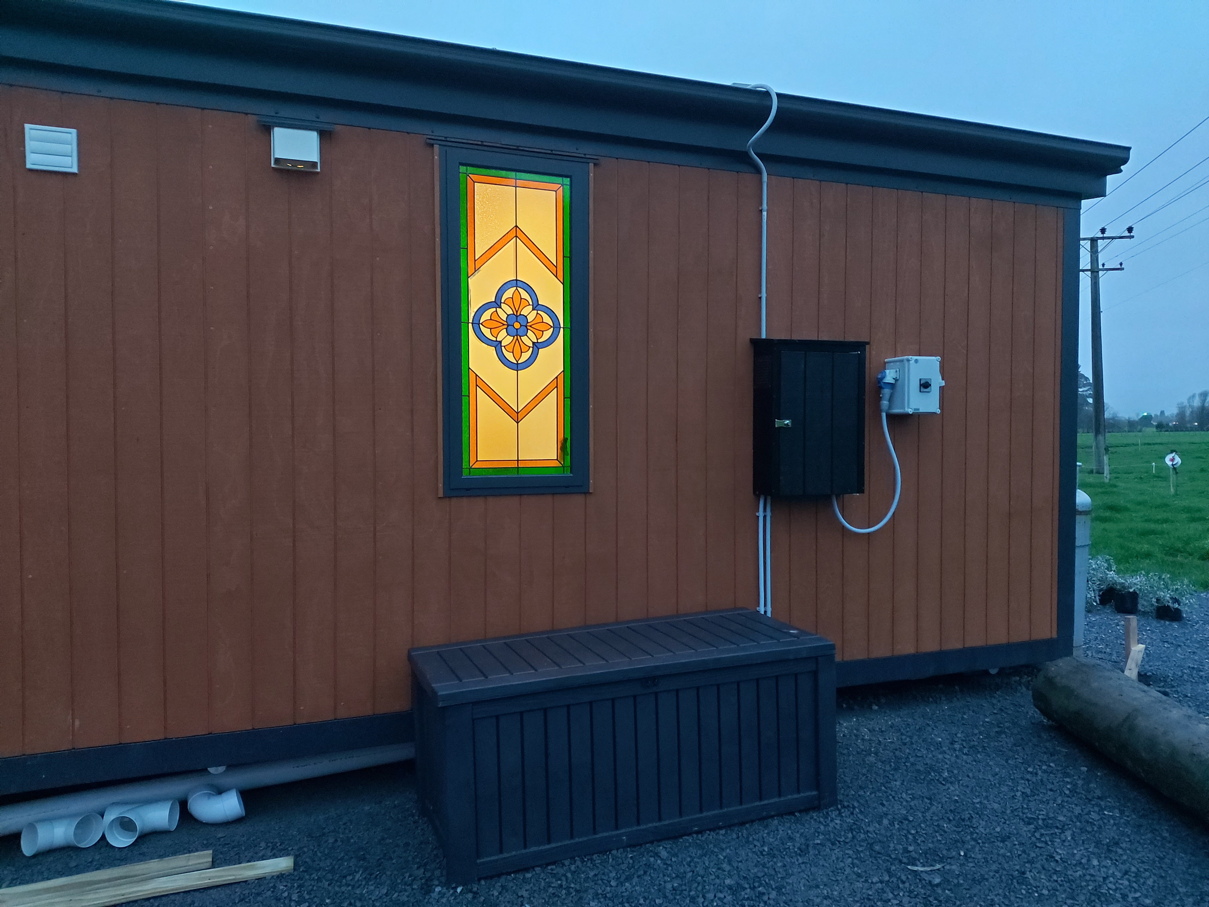 1.8KW Off-grid Tiny Home Solar System