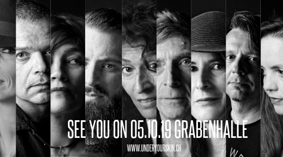 See You on 05.10.19 Grabenhalle