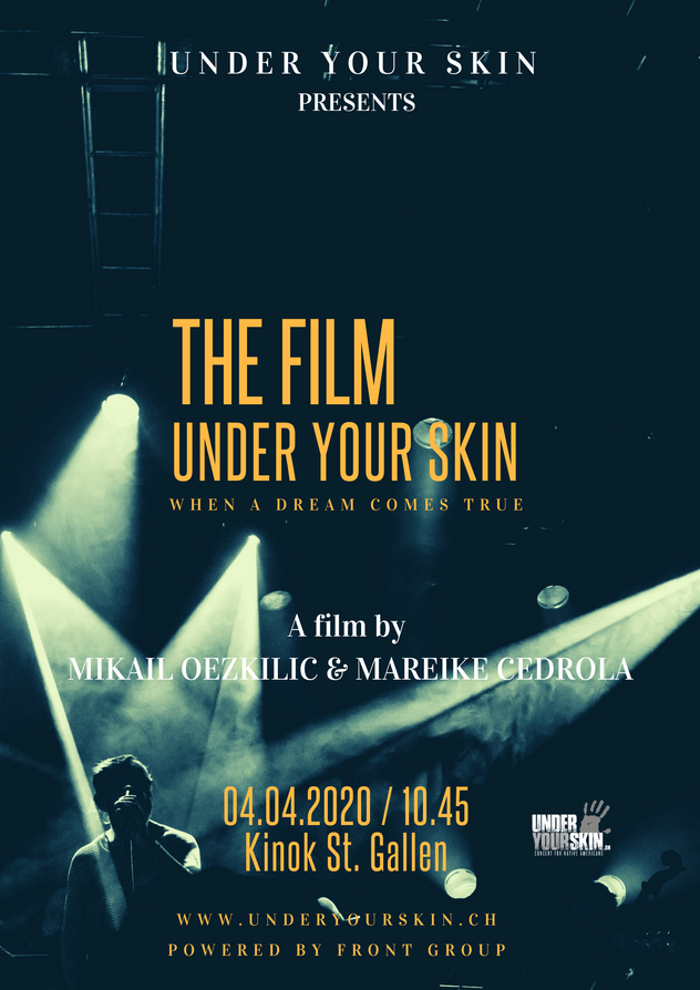 THE FILM - Under Your Skin
