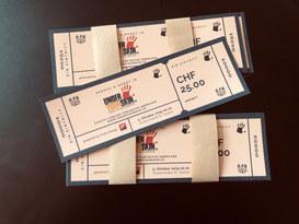 Offizielle Mitteilung Ticketing