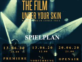Spielplan - THE FILM