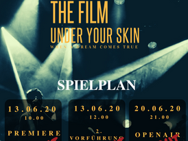 Sold out - Spielplan - THE FILM