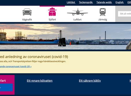 Guide till att söka certifikat hos Transportstyrelsen