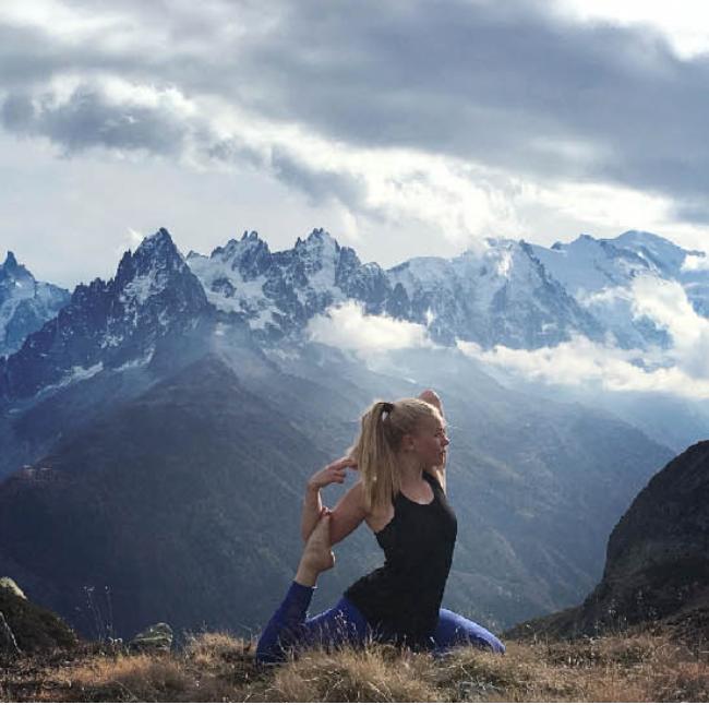 Yoga med Addwater