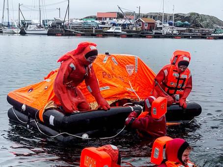Allt du behöver veta om livflottar enligt SOLAS konventionen