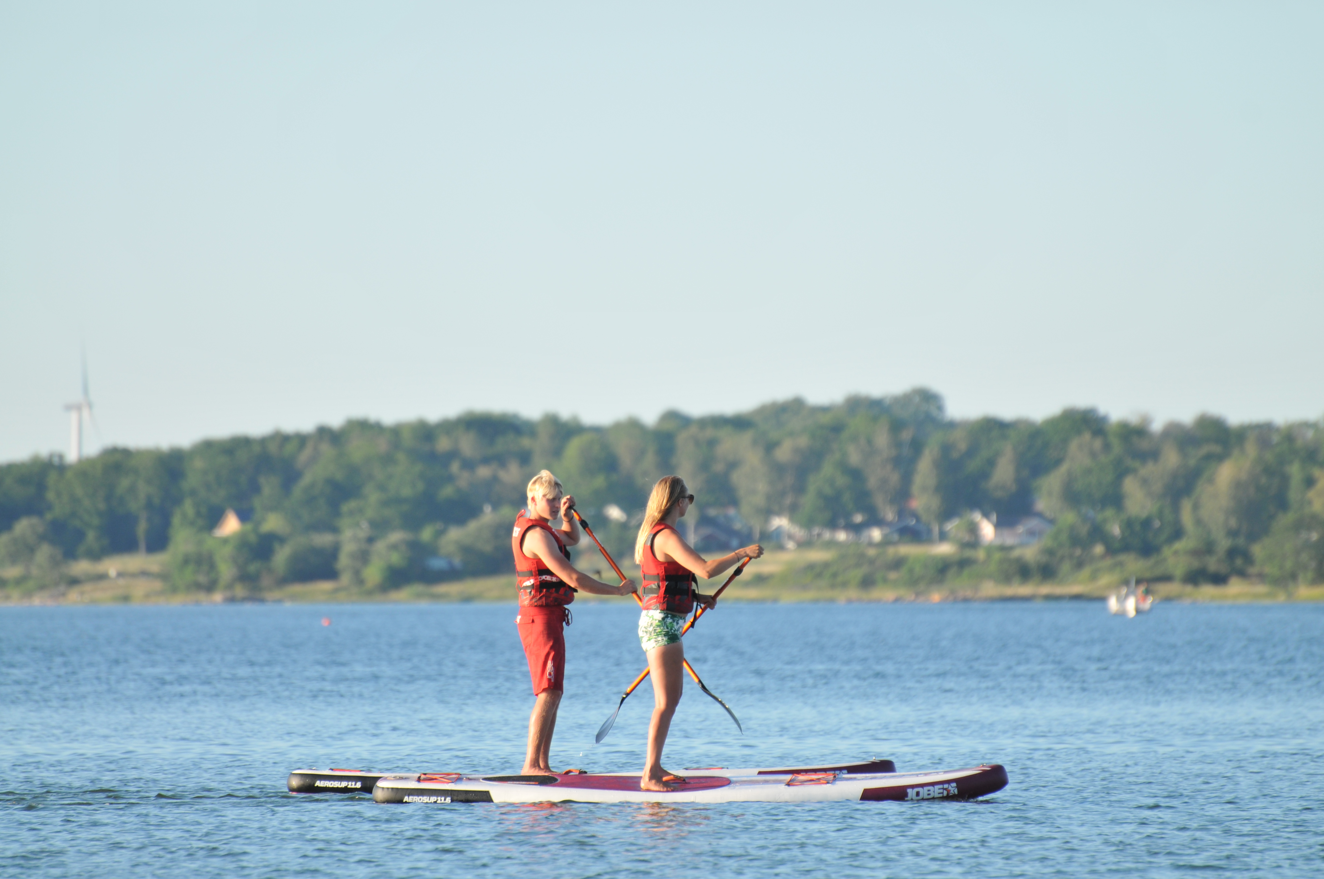 Hyr Stand Up Paddleboard