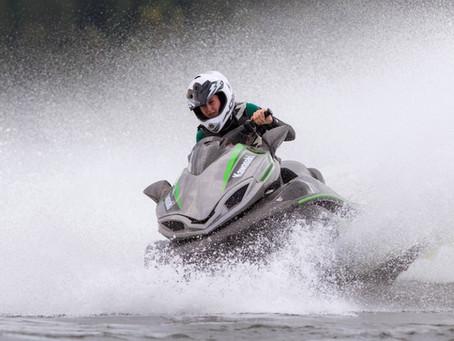 Nu krävs det körkort för vattenskoter för att åka på vattenskotersafari