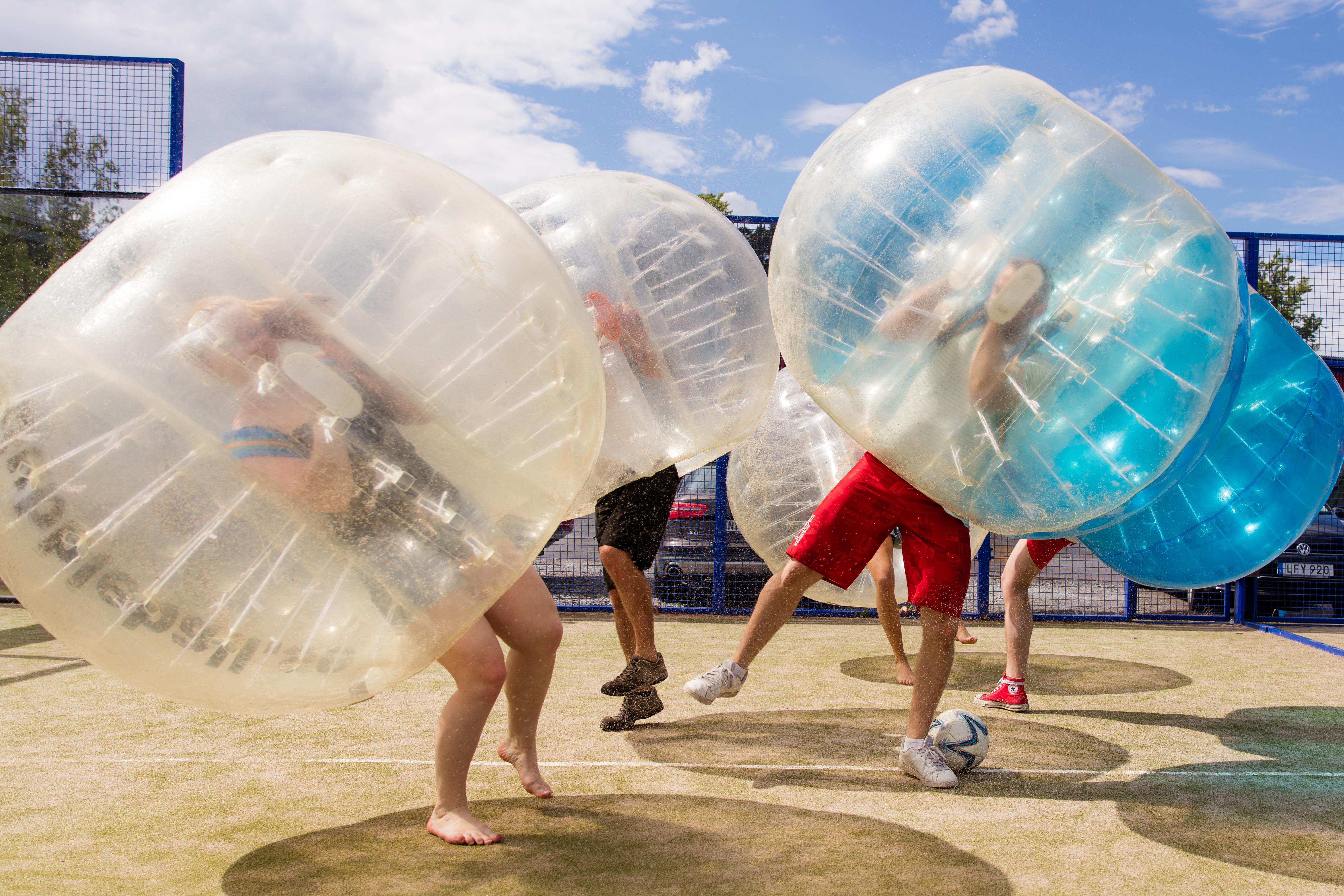 Spela Bumberballs