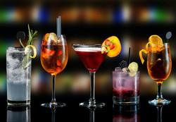 Cocktailskola med bartender