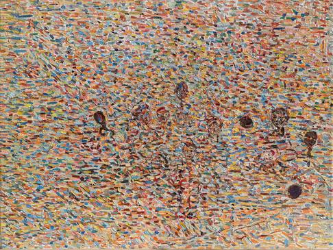 class,2020,oil on canvas,36-48 cn