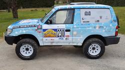 covering Rallye des Gazelles